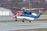 LN-OQA - CHC Norway Sikorsky S-92A aircraft