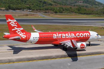 9M-AGI - AirAsia (Malaysia) Airbus A320 NEO