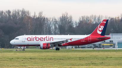 D-ABZI - Air Berlin Airbus A320