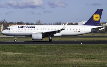 D-AINJ - Lufthansa Airbus A320 NEO