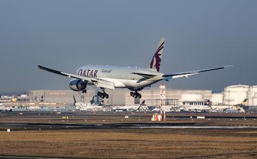A7-BFN - Qatar Airways Cargo Boeing 777F