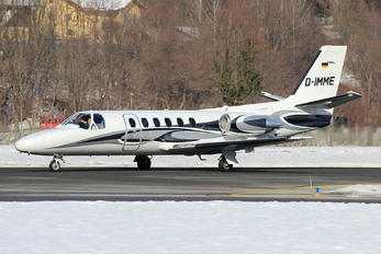 D-IMME - Private Cessna 551 Citation II SP