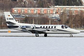 D-IMME - Private Cessna 551 Citation II SP
