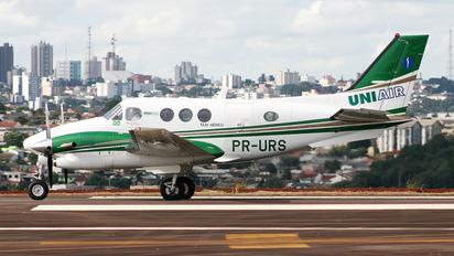 PR-URS - Uni Air Beechcraft 90 King Air