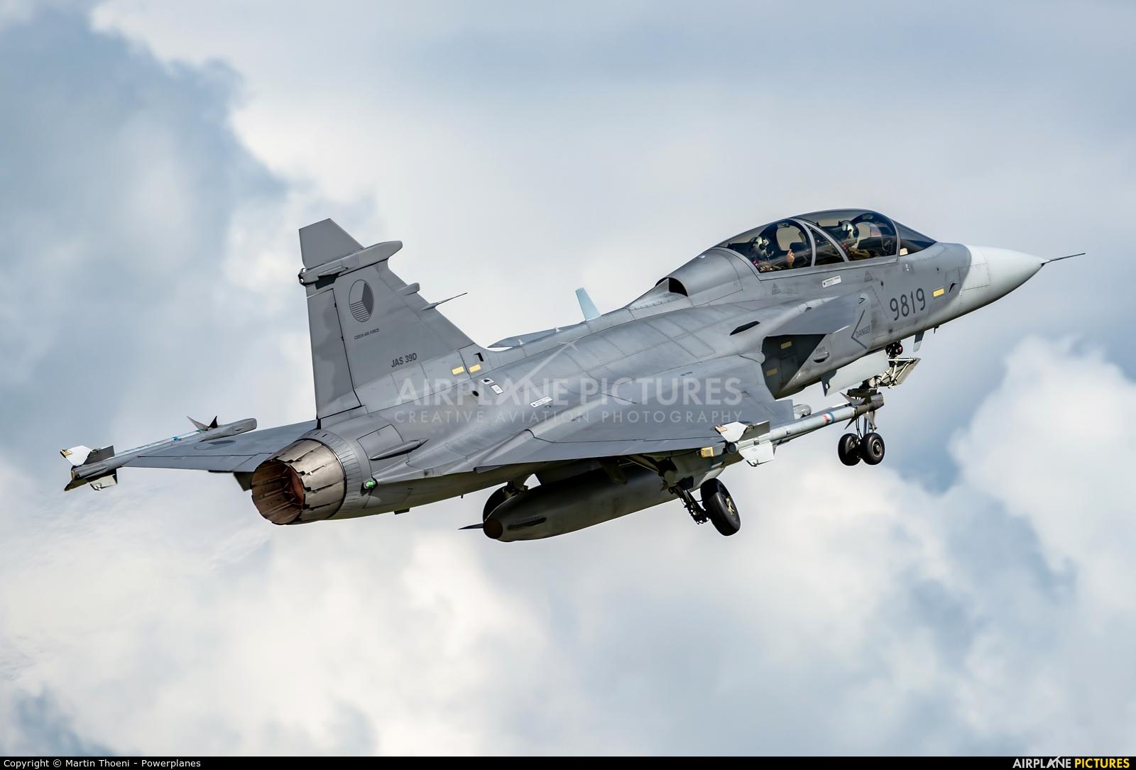 Czech - Air Force 9819 aircraft at Payerne
