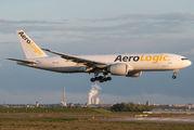 D-AALK - AeroLogic Boeing 777F aircraft