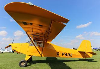 G-PADE - Private Reality Aircraft Escapade