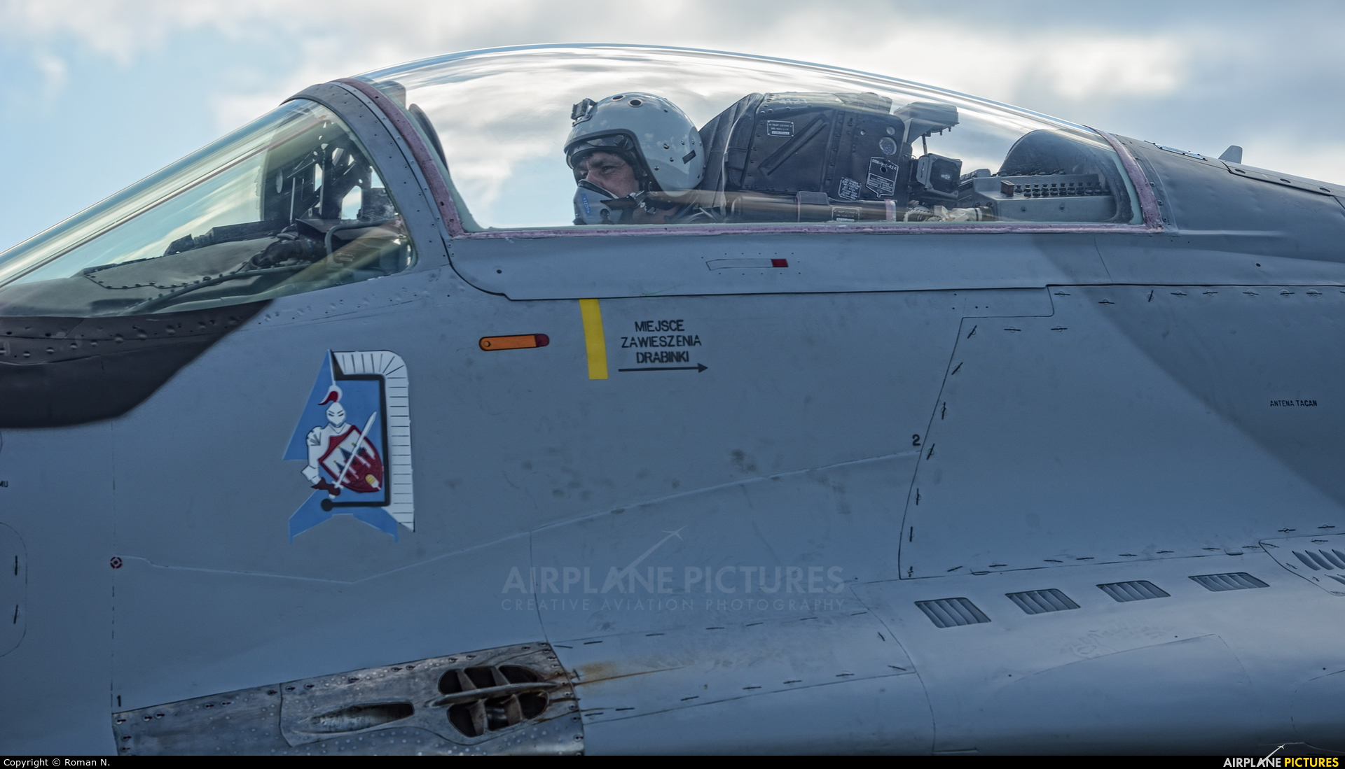 Poland - Air Force 4121 aircraft at Bydgoszcz - Szwederowo