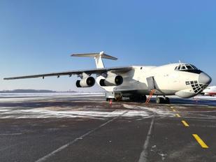 UR-CPV - Yuzhmashavia Ilyushin Il-76 (all models)