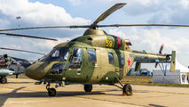 59 YELLOW - Russia - Air Force Kazan helicopters Ansat-U aircraft