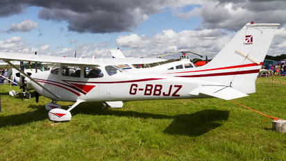 G-BBJZ - Private Cessna 172 Skyhawk (all models except RG)