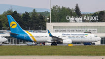 UR-PSU - Ukraine International Airlines Boeing 737-8AS aircraft