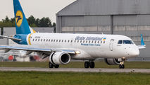 UR-EMA - Ukraine International Airlines Embraer ERJ-190 (190-100) aircraft
