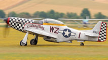 G-TFSI - Anglia Aircraft Restorations Ltd North American TF-51D Mustang aircraft