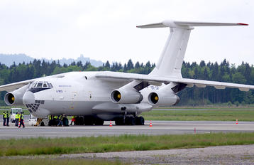 UR-CIF -  Ilyushin Il-76 (all models)
