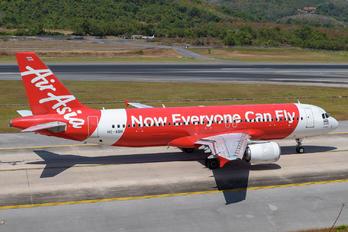 HS-ABH - AirAsia (Thailand) Airbus A320