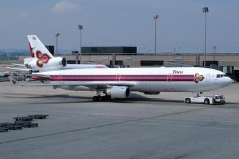 HS-TME - Thai Airways McDonnell Douglas MD-11