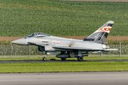 ZK343 - Royal Air Force Eurofighter Typhoon FGR.4 aircraft