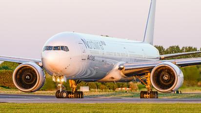 VP-BJL - Nordwind Airlines Boeing 777-300ER
