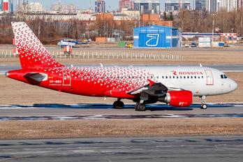 VP-BBU - Rossiya Airbus A319
