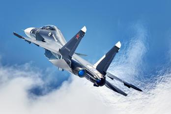 43 - Russia - Navy Sukhoi Su-30SM