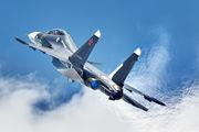 43 - Russia - Navy Sukhoi Su-30SM aircraft