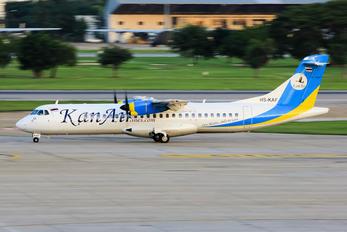 HS-KAF - Kan Air ATR 72 (all models)