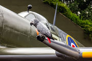 TB885 - Private Supermarine Spitfire Mk XVI aircraft