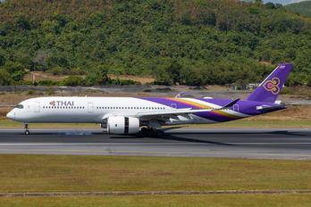 HS-THJ - Thai Airways Airbus A350-900