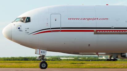C-GVIJ - Cargojet Airways Boeing 767-300F