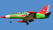 10 - Belarus - Air Force Aero L-39 Albatros aircraft