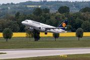 D-AIBB - Lufthansa Airbus A319 aircraft
