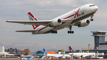 N739AX - ABX Air Boeing 767-200F