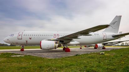 ES-SAV - SmartLynx Estonia Airbus A320
