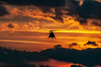627 - Poland - Air Force Mil Mi-8P/SAR