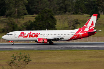 YV3187 - Avior Airlines Boeing 737-400
