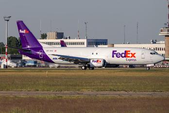 OE-IAG - FedEx Feeder Boeing 737-4Q8