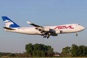 TF-AMU - Astral Aviation Boeing 747-400F, ERF aircraft