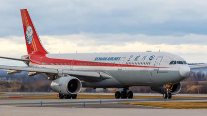 B-5960 - Sichuan Airlines  Airbus A330-300