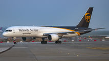 N433UP - UPS - United Parcel Service Boeing 757-200F aircraft