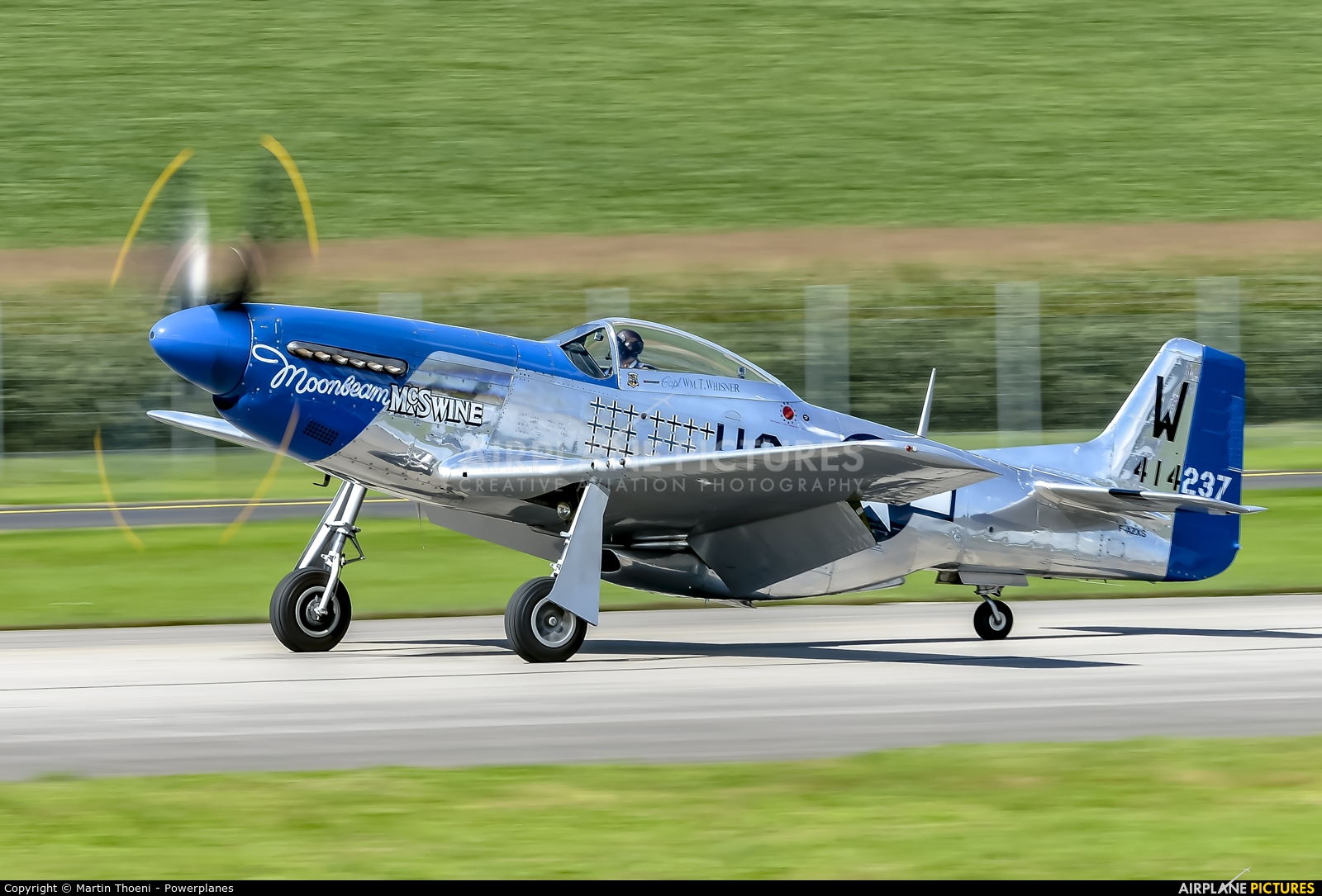 Private F-AZXS aircraft at Payerne