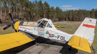 SP-FOL - Aerogryf PZL M-18B Dromader