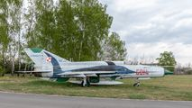6814 - Poland - Air Force Mikoyan-Gurevich MiG-21MF aircraft