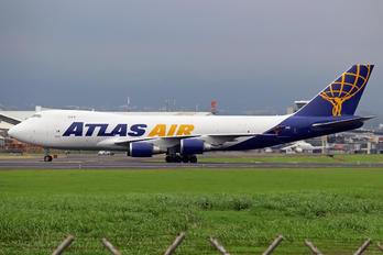 N476MC - Atlas Air Boeing 747-400F, ERF