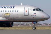 RA-89043 - Aeroflot Sukhoi Superjet 100 aircraft