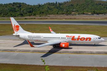 HS-LTL - Thai Lion Air Boeing 737-900ER