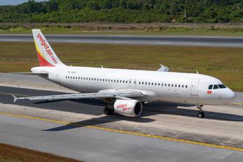VN-A691 - VietJet Air Airbus A320