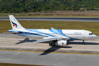 HS-PPO - Bangkok Airways Airbus A320