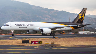 N459UP - UPS - United Parcel Service Boeing 757-200F
