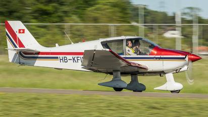 HB-KFI - Groupement de Vol à Moteur - Lausanne Robin DR.400 series